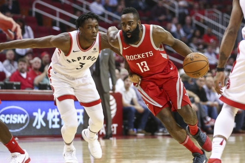 Raptors beat a good team, win 129-113 against Rockets