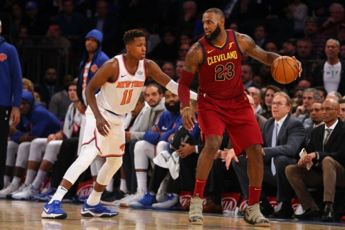 Locked on Knicks, Episode 208: Cavs loss hurts so good, Frankie boy grows up, and Kuz departs