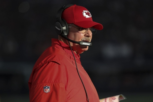 The Chiefs have dominated non-playoff teams and that's good news for the second half schedule