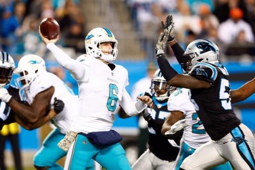 Pro Football Focus: Jermon Bushrod Headlines Dismal Dolphins Outing