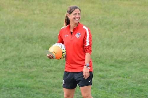 Denise Reddy named new Sky Blue FC head coach