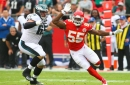 Injury update: Four Chiefs not practicing out of the bye week