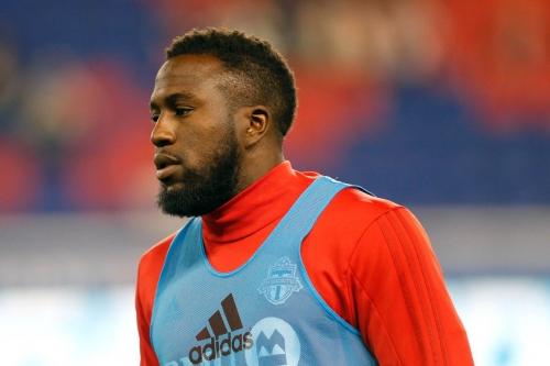 Toronto FC striker Jozy Altidore has red card upheld