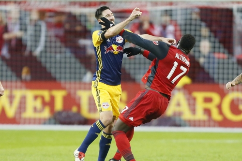 Jozy Altidore's suspension upheld; will miss first leg of Eastern Conference Final along with Sebastian Giovinco