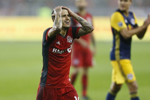 Sebastian Giovinco: Italy's failure to qualify for the World Cup a 'disaster'