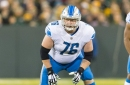 Lions-Bears injury report: Lions offensive line at full health