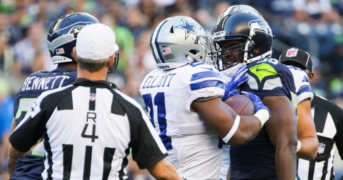 Dallas Cowboys running back Ezekiel Elliott to serve six-game suspension but will return in time to face Seahawks