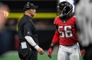 Indianapolis Colts claim former Atlanta Falcons linebacker Jermaine Grace