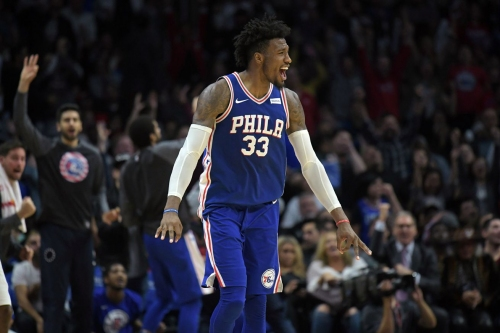 Sixers and Robert Covington Finalizing 4-Year, $62 Million Extension