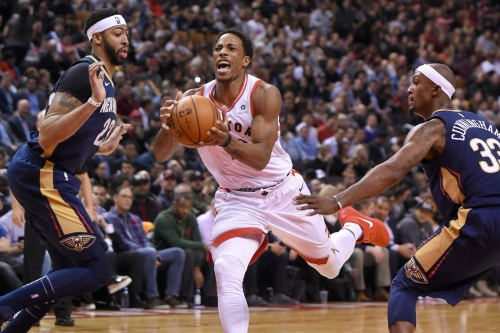 Raptors vs. Pelicans Game Thread: Y'all tired now?