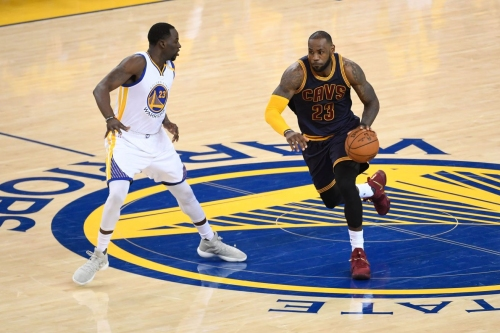 Draymond Green says Cavs fans should be concerned about LeBron's workload