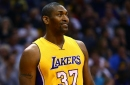Metta World Peace is playing in the BIG3 League on the perfect team