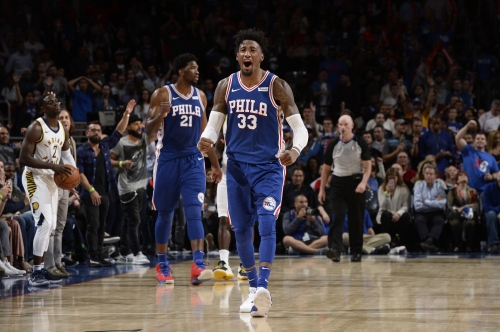 The Sixers always believed in Robert Covington, though others did not