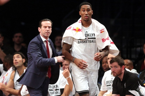 """Kenny Atkinson is Rondae's """"guy"""" ... and the feeling is mutual"""