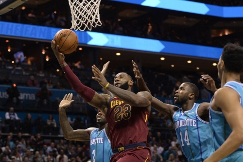 Final Score: Cavs beat Hornets 115-107, pick up third straight win