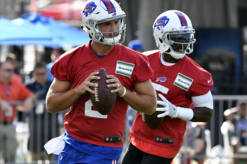 Bills Links, 11/16: Reaction and opinions on Tyrod Taylor benched for Nathan Peterman