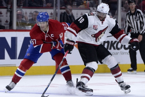 Canadiens vs. Coyotes: Game preview, start time, Tale of the Tape, and how to watch