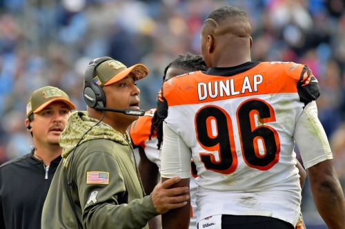 Marvin Lewis is wrong, defense not reason why Bengals are struggling