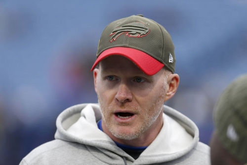 Nathan Peterman move shows Sean McDermott might just be full of crap