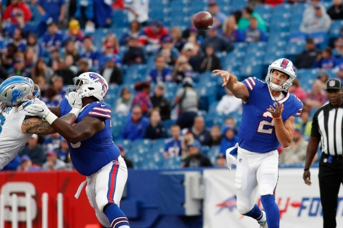 Nathan Peterman promoted: Talking Buffalo Bills with SB Nation Radio