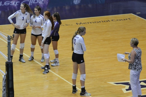 Slate: VolleyCats drop ninth straight