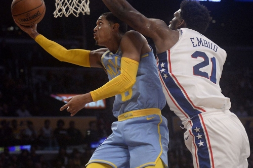 """The Credits: """"Rocky"""" - Lakers Links"""