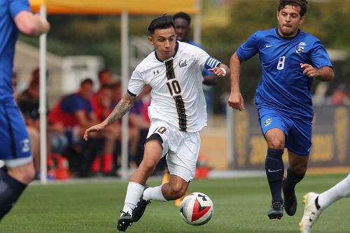 NCAA Men's Soccer 1st Round: Cal vs. USF, 1:30 pm PT