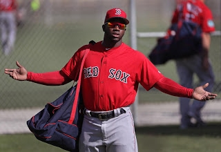 Where In The Wide Red Sox World Is Rusney Castillo?