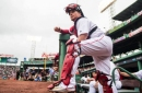 Christian Vazquez Aiming For Number One Backstop Job