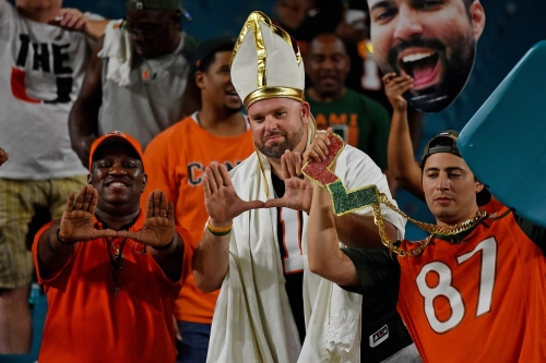 Miami Hurricanes Football: Canes in heavy competition for CFP spot