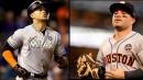 Internet Baseball Writers Select Altuve & Stanton As MVPs