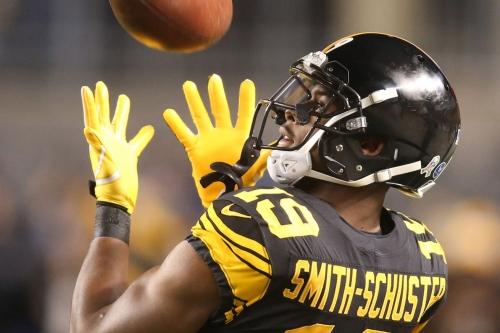 Steelers vs. Titans Week 11: 1st quarter in-game update