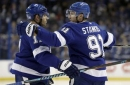 Steven Stamkos scores 2, leads Lightning past Stars for 5th straight victory