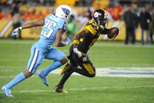 Steelers vs. Titans Week 11: 3rd quarter in-game update