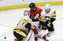 Hornqvist, Guentzel lead Penguins to 3-1 win over Senators (Nov 16, 2017)