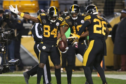 Steelers vs. Titans Final Score: 'Home Sweet Home' for the Steelers as the offense finally wakes up, beat the Titans 40-17