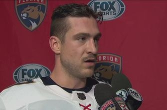 Colton Sceviour: Roberto Luongo has been huge for us