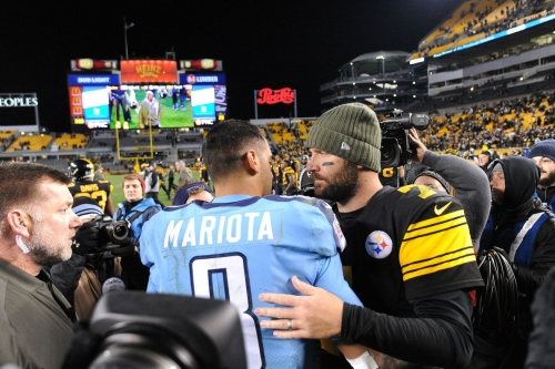 Steelers Podcasts: Tackling every angle of the Steelers' Week 11 win over the Titans