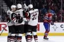 Canadiens vs. Coyotes game recap: Just burn the game film