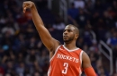 Chris Paul returns to help James Harden, Rockets thump Suns