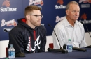 Atlanta Braves news: Hart seems fine with his new role in organization