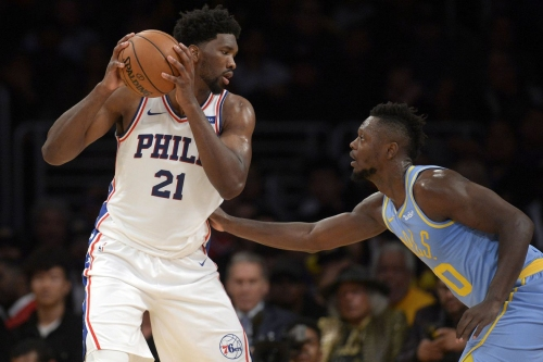 An Encyclopedia of Joel Embiid's Post Moves