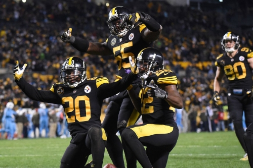 AFC Playoff Picture: The Steelers' Week 11 win over the Titans keeps them in the driver's seat