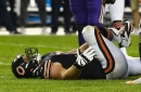Former Bears All-Pro center Olin Kreutz has ideas about improving the offensive line