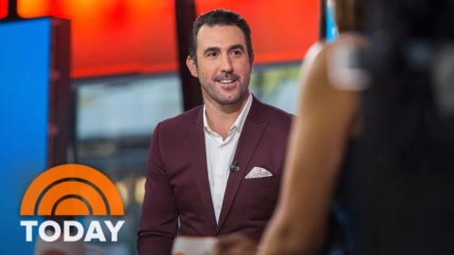 Justin Verlander talks about World Series win, marrying Kate Upton
