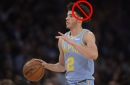 Lonzo Ball cut his hair and is ready to splash some threes