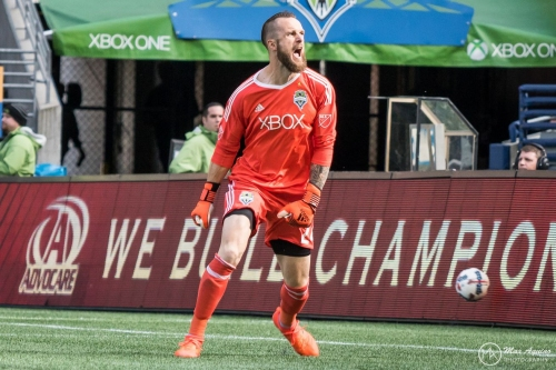 Stefan Frei moving into elite company among playoff goalkeepers