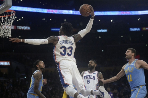 Robert Covington's Restructure and Extension is Official