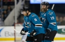 Can the Sharks close the revolving door on Thornton, Pavelski's left wing via trade?