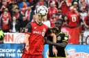 What has not worked for Columbus Crew SC against Toronto FC in 2017